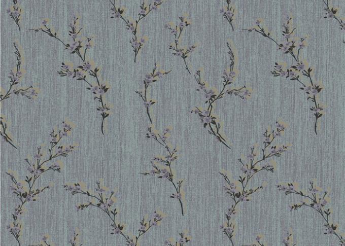breite gr ne blatt muster esszimmer tapete mit nicht gesponnenem papier erwachsene art. Black Bedroom Furniture Sets. Home Design Ideas