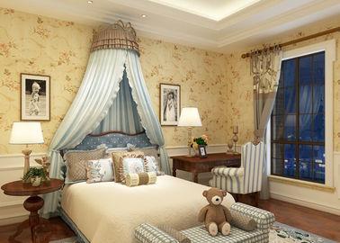 wasserdichte landhausstil tapeten goldfolien tapete mit. Black Bedroom Furniture Sets. Home Design Ideas