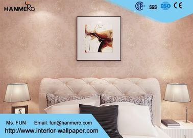 Klassische Italien tief prägeartige Land-Blumentapete PVCs für Wohnzimmer, QZ0380