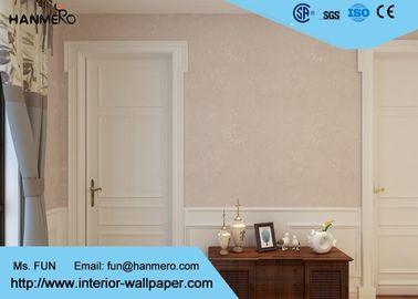 Werbung prägeartige Landhausstil-Tapete mit Blumenmuster, 0.53*10m Größe