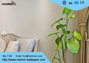 Haushaltsware-Breathable Kinderschlafzimmer-Tapete mit hölzernem Muster