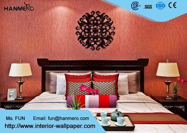 Haus-Dekorations-Tapete Eco freundliche mit prägeartiger Oberflächenbehandlung, CER-ISO
