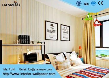 Fördernde moderne entfernbare Tapete/zeitgenössische Wohnzimmer-Tapete