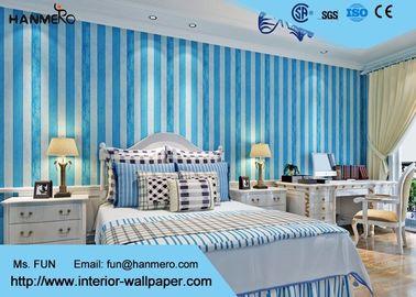 Himmel-Blau-zeitgenössische Wandverkleidungs-Mittelmeerart Eco freundliche, CSA-Zertifikat