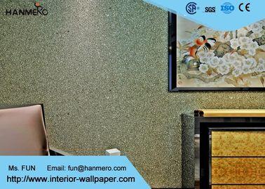 Kundenspezifische moderne entfernbare Tapete, Schwerentflammbarkeits-dekorative Wandverkleidung
