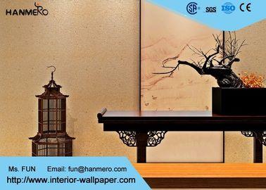 Wohnzimmer-asiatische angespornte Tapete, Wohnzimmer-Tapete mit Schwergewicht
