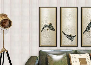 Umweltfreundliche waschbare nicht gesponnene Tapete für Bettwäsche-Raum, moderne Art