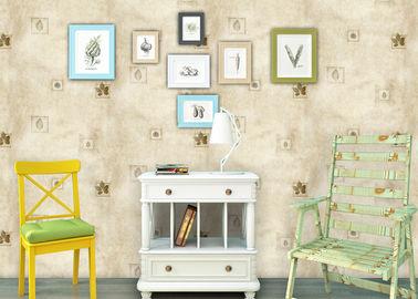 Nicht gesponnene waschbare zeitgenössische Wandverkleidungen für Schlafzimmer/Wohnzimmer, SGS CSA