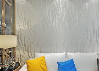 Nichtgewebter Schaum-moderne selbstklebende Tapete, Schale 3D und Stock-Wandverkleidungen