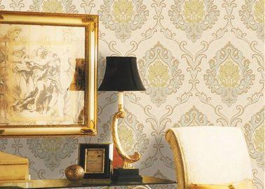 Mulit-Farbsamt-Menge tapezieren Strippable mit 1.06*10M Größe, nicht- geklebte Art
