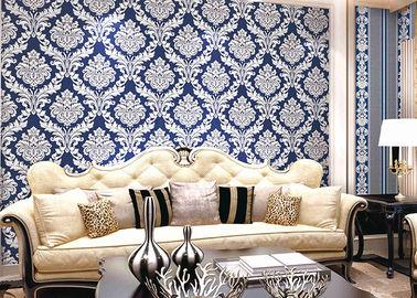 Moderne Art PVC-Damast-niedriger Preis-Tapete für Büro-/Haus-Dekoration, BEUTEL-CER