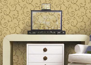 Wasserdichte klassische niedriger Preis-Tapete PVCs waschbar für Wohnzimmer-Dekoration