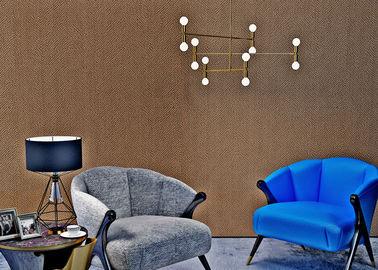 Wohnzimmer-moderne entfernbare Tapete, waschbare nicht geklebte Tapete