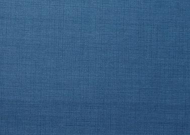 Blaue Normallack-moderne entfernbare Tapete mit der Prägung, wirtschaftlich