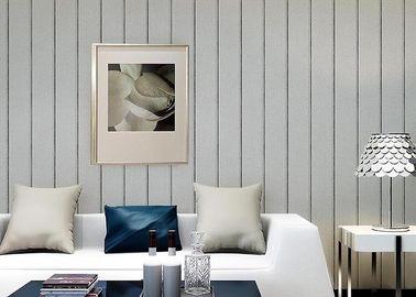 0.53*10M/Rolle Wohnzimmer-zeitgenössische Wandverkleidungen mit vertikale Streifen-Muster