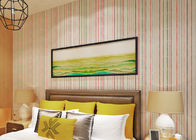Non Woven Modern Removable Wallpaper, Modern House Wallpaper Size Customized