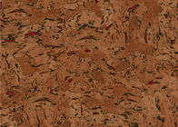 Wooden Pvc 3d Home Wallpaper For Restaurant , 3d Interior Wallpaper