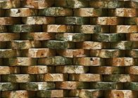 Rainforest Strippable River And Stones Country Home / Bedroom Wallpaper SGS / CSA