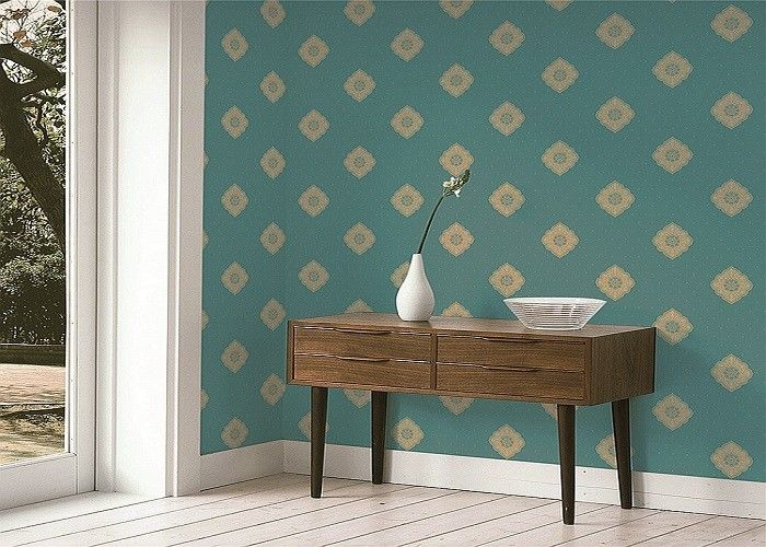 Simple Solid Color European Style Wallpaper For Bedroom Living Room Study TV Background Wall