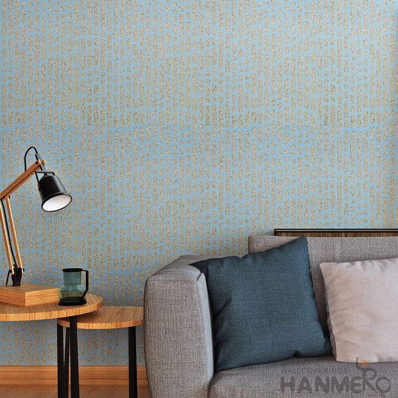 Best-selling High Quality Plant Fiber Particle Wallpaper for TV Bachground Wall